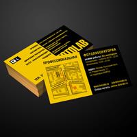 оперативная полиграфия, изготовление визиток